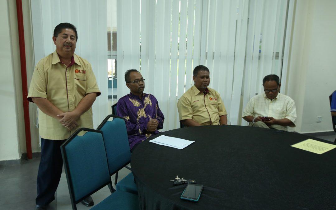 Majlis Persaraan Encik Othman Hadi
