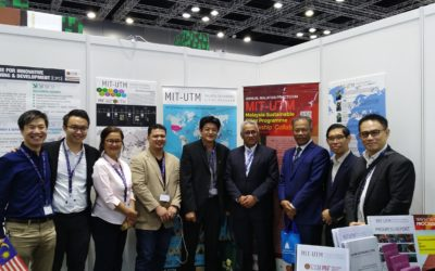 """UTM-LCARC, JPBW and ISI Exhibit and Promote Malaysia's """"Science to Action"""" (S2A) Approach to Low Carbon, Sustainable Communities at WUF9"""
