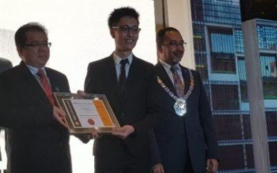 UTM Architecture students attain prestigious PAM Ferruni Ceramiche and Inovar Student Awards 2018