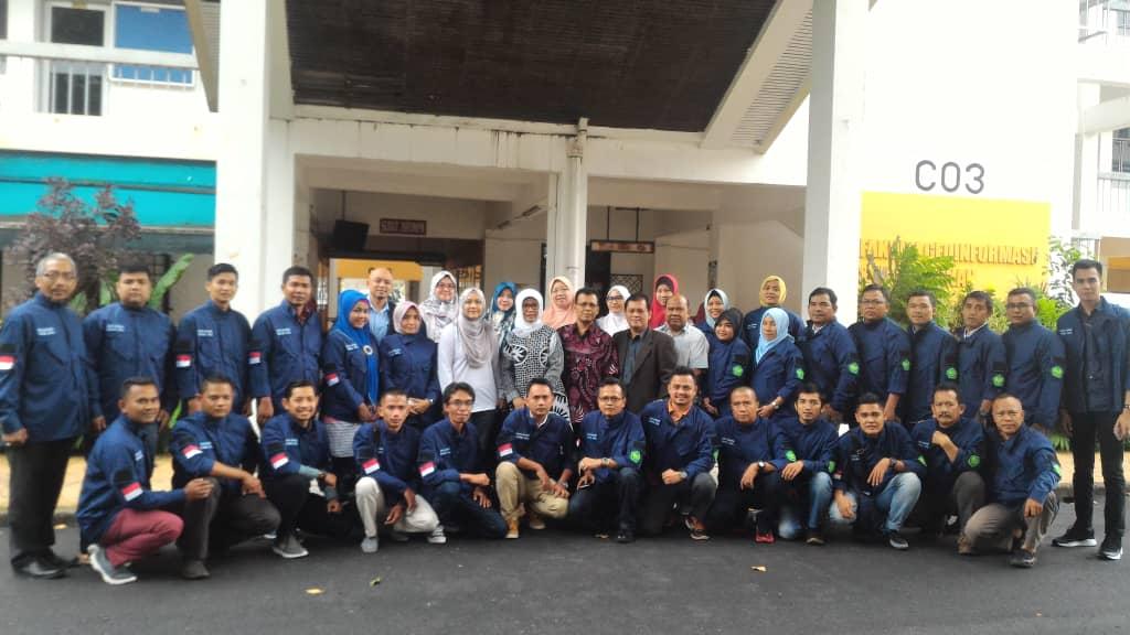 Program Mobiliti Pelajar Universitas Bung Hatta ke Jabatan Harta Tanah, FABU