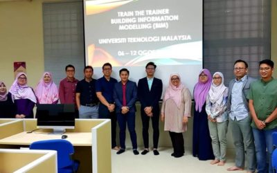 Train The Trainer Program: Modelling for Architecture and Structure, BIM Coordinator and BIM Manager