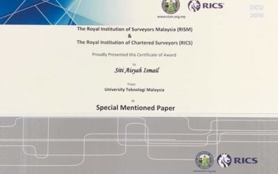 10th RISM-RICS International Surveying Conference for Undergraduates 2018