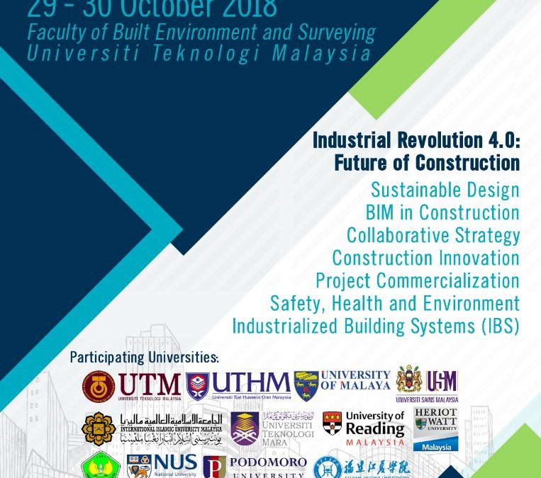 2nd International Workshop on Innovation In Construction Management and Economics