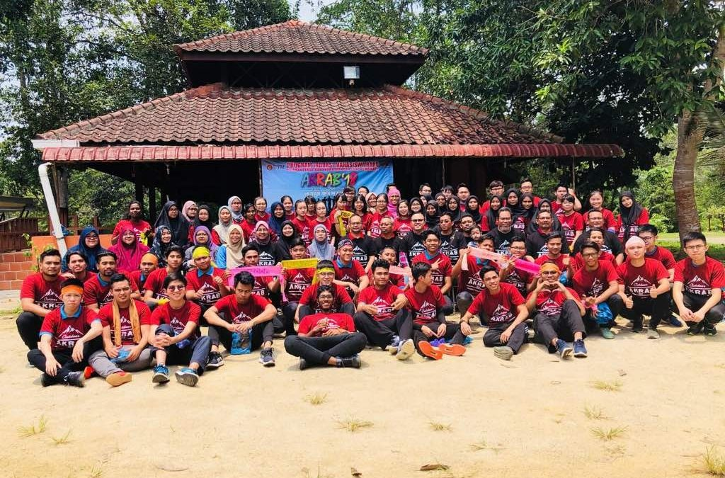 Program FYE Ukur Bahan & Sains Pembinaan 2018