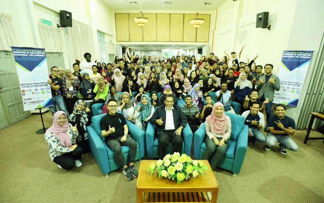 2nd International Workshop on Innovation in Construction Management & Economics