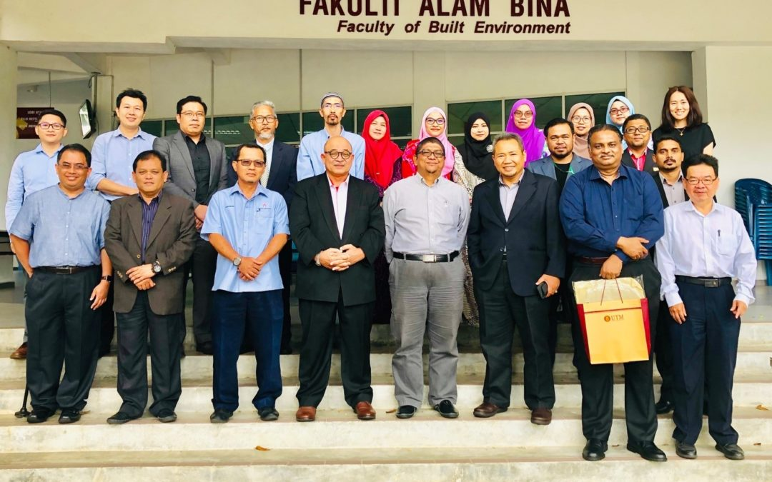 Industrial Advisory Panels (IAP) For Property Management Gathered For Continous Improvement To The BSc. (Property Management) Curriculum