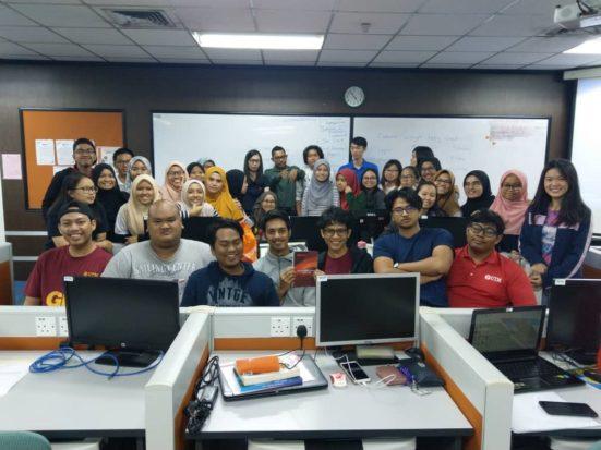 """Kerjasama Strategik FABU bersama Map2U Sdn Bhd menjayakan program """"Graduate Employability"""""""