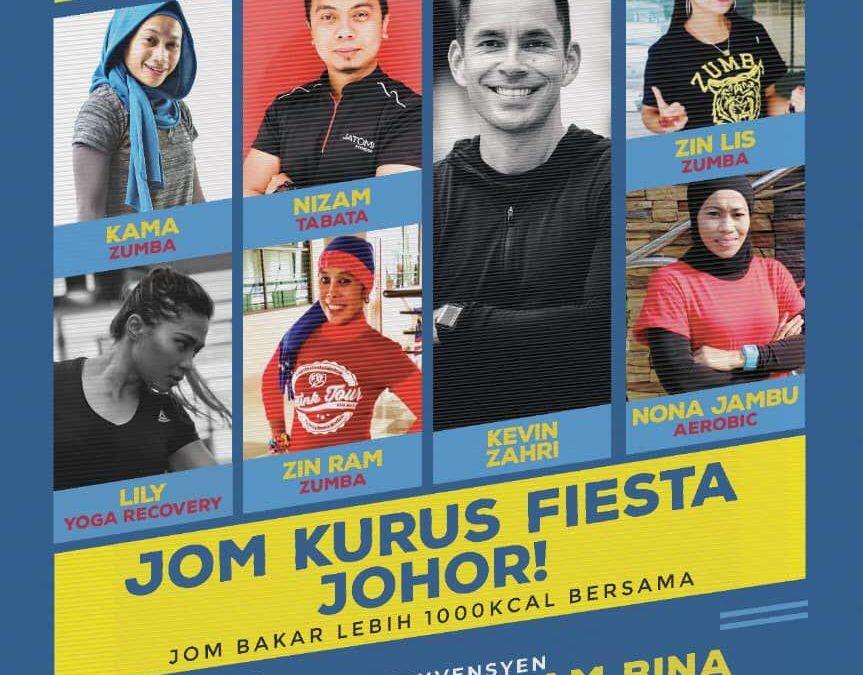 Jom Kurus Fiesta Johor