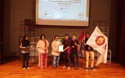 Deligasi Pelajar FABU sertai Planning Students Assembly (PSA 2019)