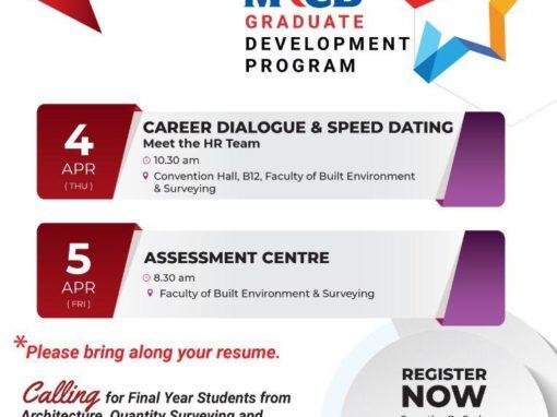 MRCB Graduate Development Program