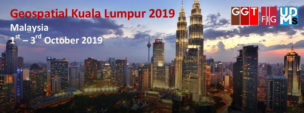 Geospatial Kuala Lumpur 2019