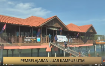 Program Environmental Study pelajar tahun 2 SGHP ke Taman Negara Kukup, Johor