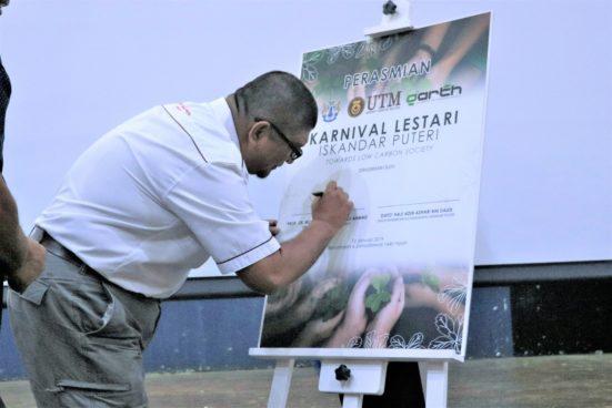 Karnival Lestari Iskandar Puteri 2019 (KLIP) Sinergi MBIP dan FABU UTM