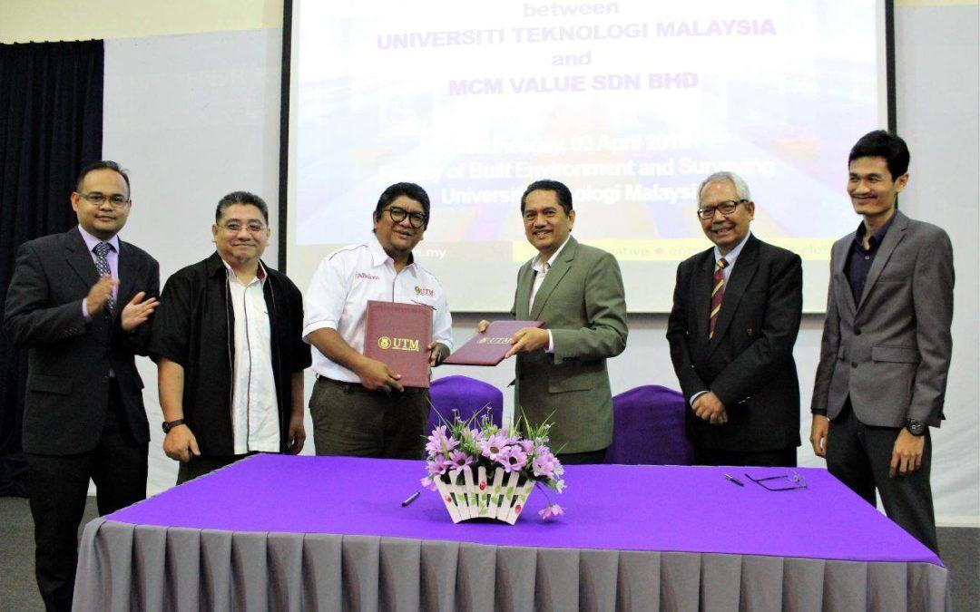 Program Kerjasama Antara FABU dan MCM Value Sdn. Bhd.