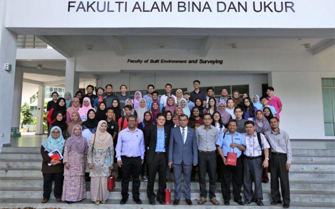Seminar Bulanan PBW Bersama Pengarah Jabatan Alam Sekitar Johor.