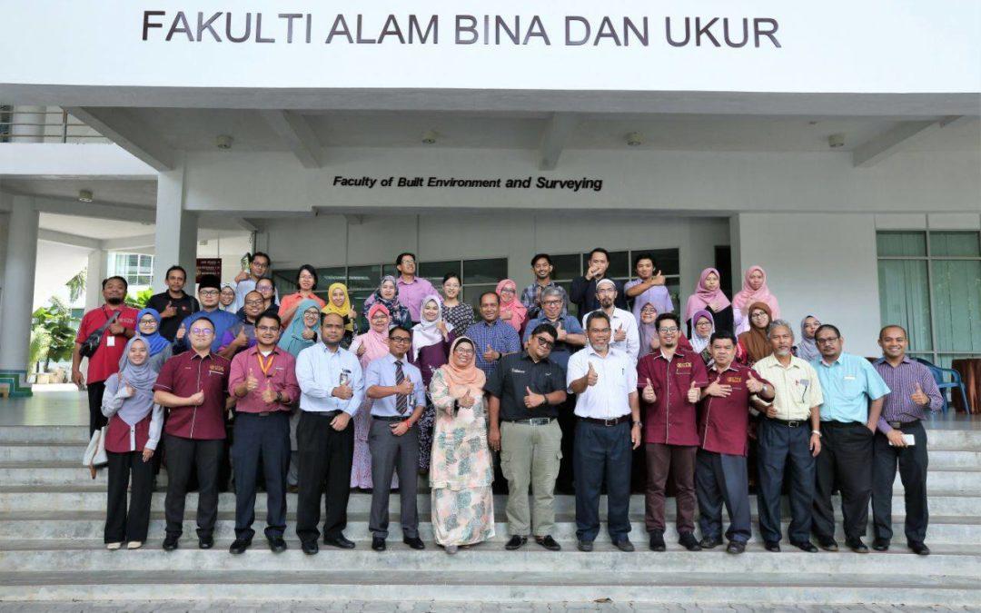 Roadshow HEP ke FABU bersama Timbalan Naib Canselor Hal Ehwal Pelajar UTM, Profesor Dr. Durrishah binti Idrus