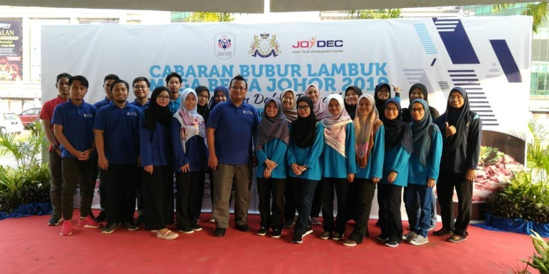 Cabaran Bubur Lambuk Mega Belia Johor 2019