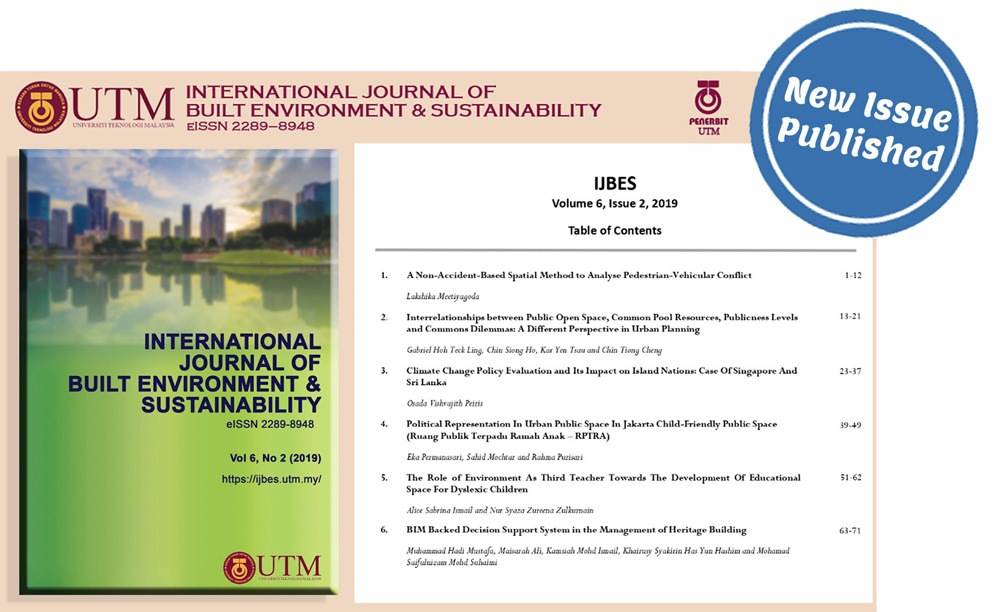[IJBES] New Issue Published (Vol. 6, Issue 2, 2019)