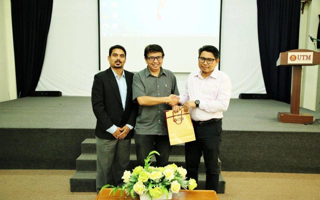 Taklimat UTM-FREE (Future Ready Education) Untuk Staf FABU