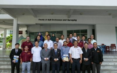 Majlis Menandatangani MoU IMOSS Technology SB & UTM