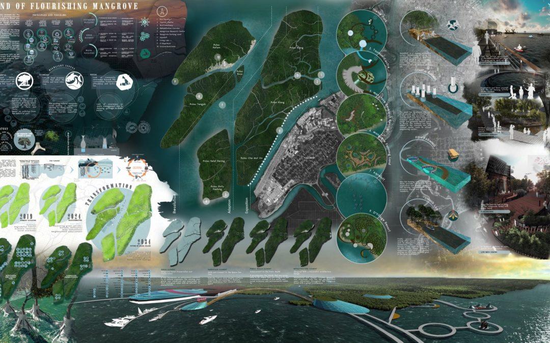 SMG Klang Islands Reinvigoration Design Ideas Competition
