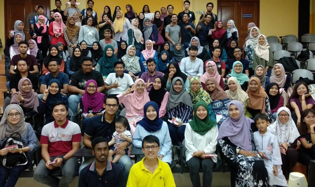 Bicara Santai 'Mencipta Kerjaya Sendiri' Usahawan Muda Jeju Muslim Travel Bersama FABU Bentuk Minda Keusahawanan