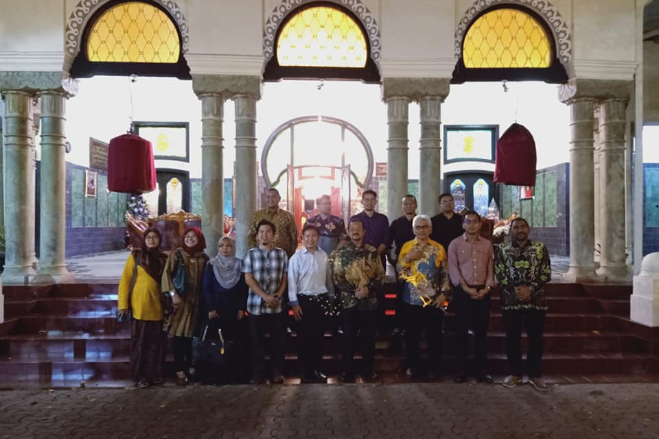 FABU UTM Anjur 1st International Conference on Planning Towards Sustainability (ICoPS) 2019 di Surakarta