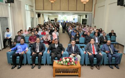 Majlis Anugerah Kecemerlangan Akademik FABU Konvokesyen Ke-63 UTM