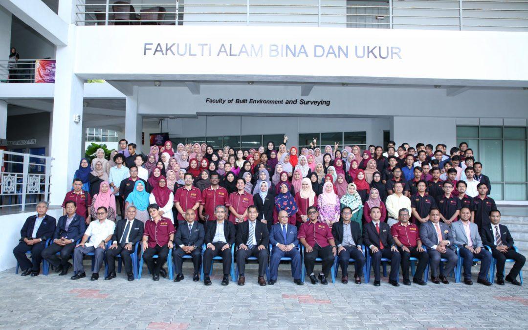 Program PLANPRO 2019 Bersama Universiti Teknologi Malaysia