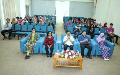 Intellectual Property Talk By Perbadanan Harta Intelek Malaysia