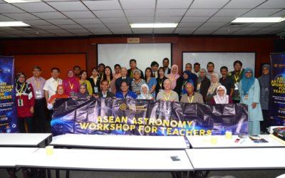 Asean Astronomy Workshop For Teachers