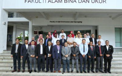 Akreditasi Program Sarjana Muda Perancangan Bandar & Wilayah UTM