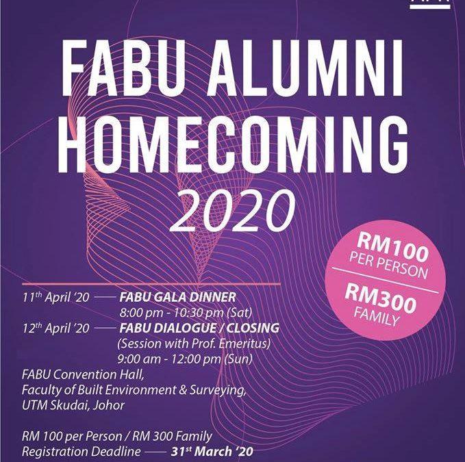 Alumni Homecoming 2020