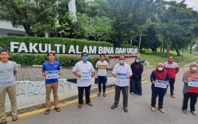 Sumbangan Lembaga Jurukur Tanah Kepada Pelajar Geoinformasi Semasa PKP