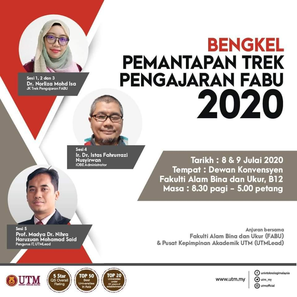 Bengkel Pemantapan Trek Pengajaran FABU 2020