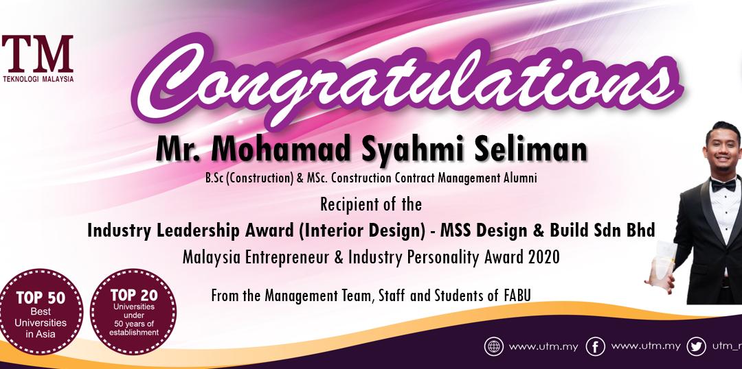 Congratulations FABUlous Alumni
