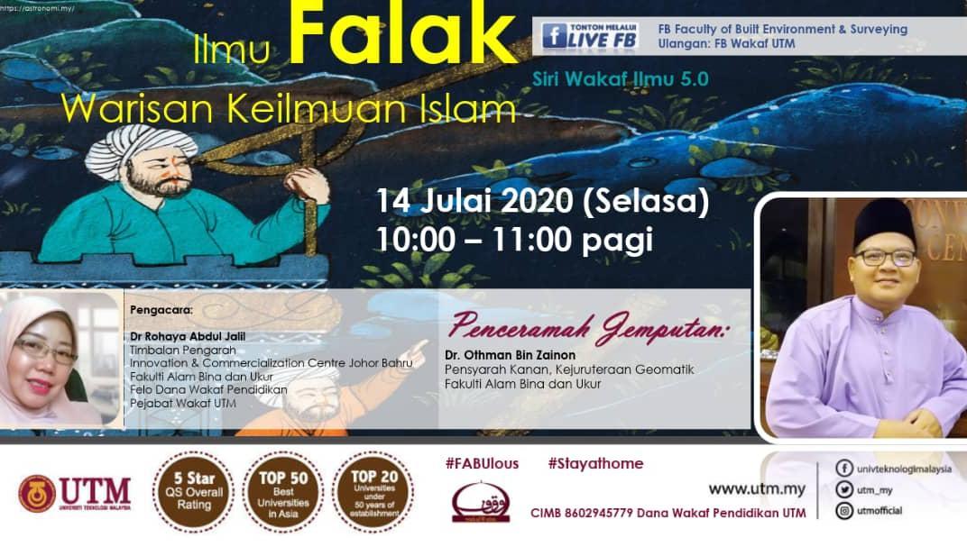 Ilmu Falak Warisan Keilmuan Islam