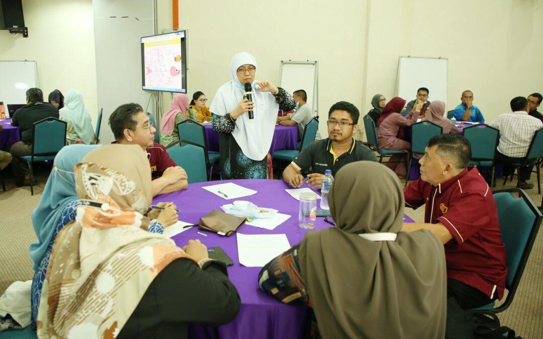 Bengkel Penggalak Inovasi Staf Sokongan FABU