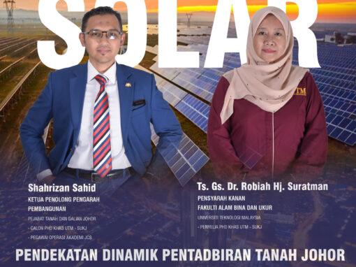 Pendekatan Dinamik Pentadbiran Tanah Johor