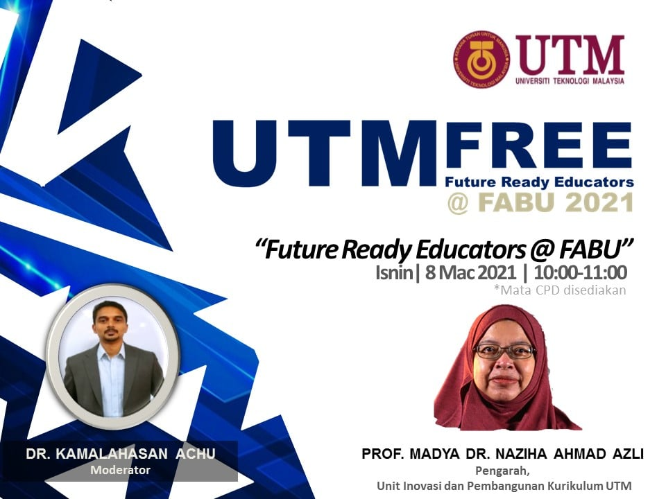 """""""Future Ready Educators@FABU"""""""